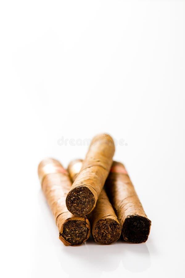 雪茄 库存照片