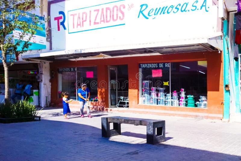 雷诺萨,墨西哥 免版税库存图片
