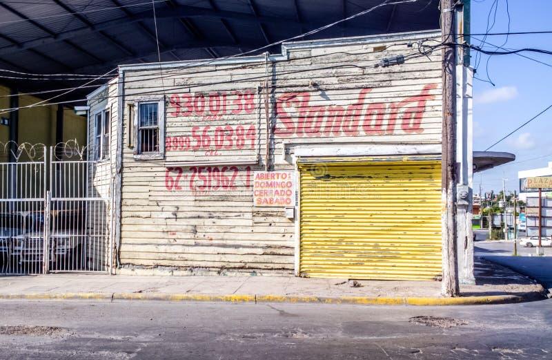 雷诺萨,墨西哥 库存照片
