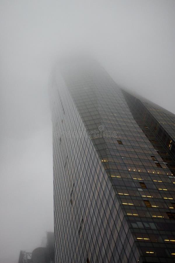 雾刮板 免版税库存图片