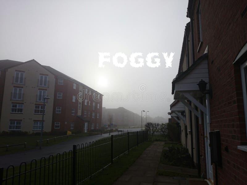 雾增强 图库摄影