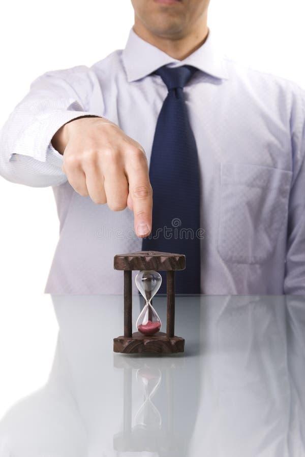 需求守时 免版税库存图片