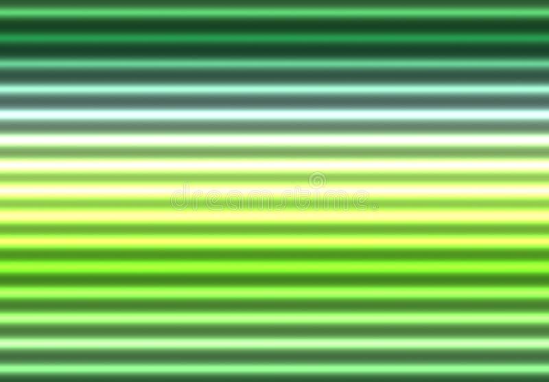 霓虹抽象发光的光 皇族释放例证