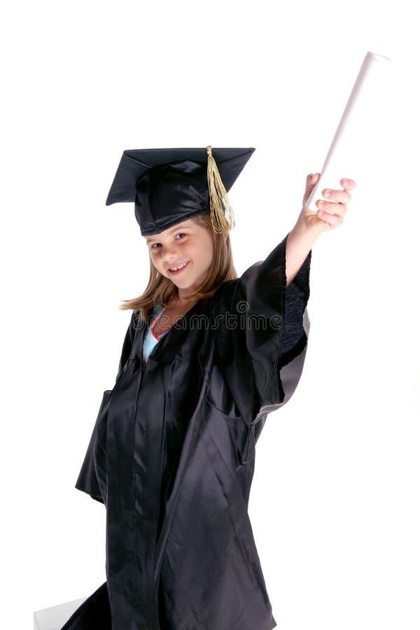 青少年开发教育远期 免版税库存照片