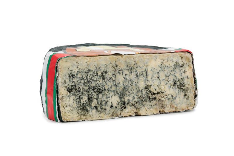 青纹干酪卡夫拉莱斯 免版税库存照片