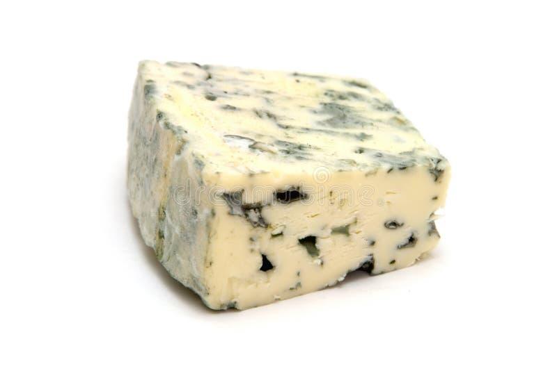 青纹干酪 库存照片