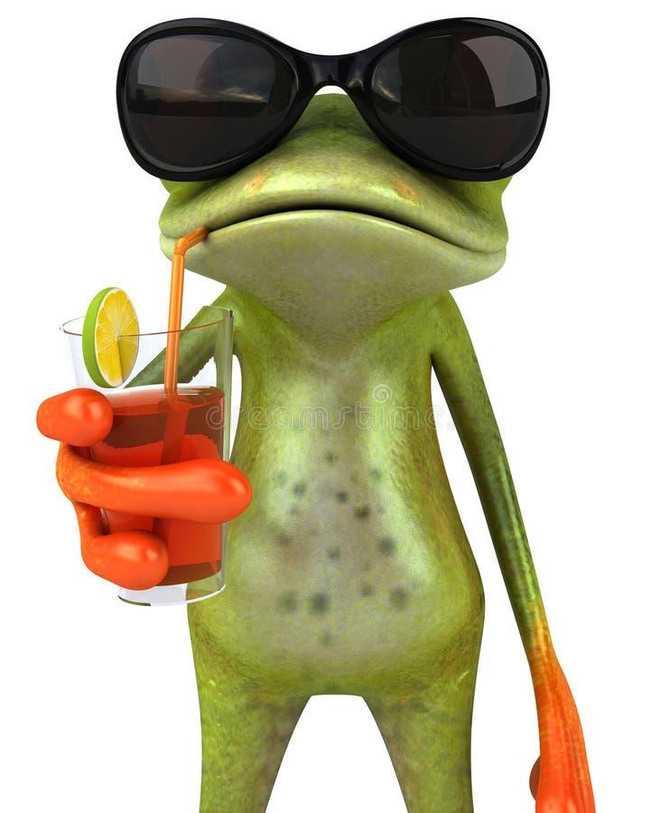 青蛙节假日