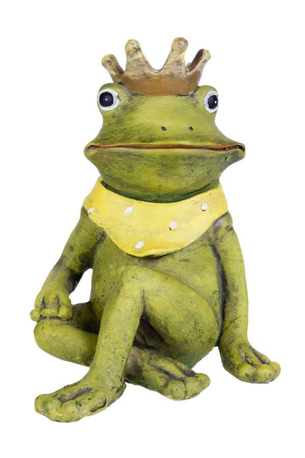 Download 青蛙-有金冠的公主 库存例证. 插画 包括有 微笑, 敌意, 背包, 本质, 艺术, 装饰, 射击, 陶瓷 - 30331340