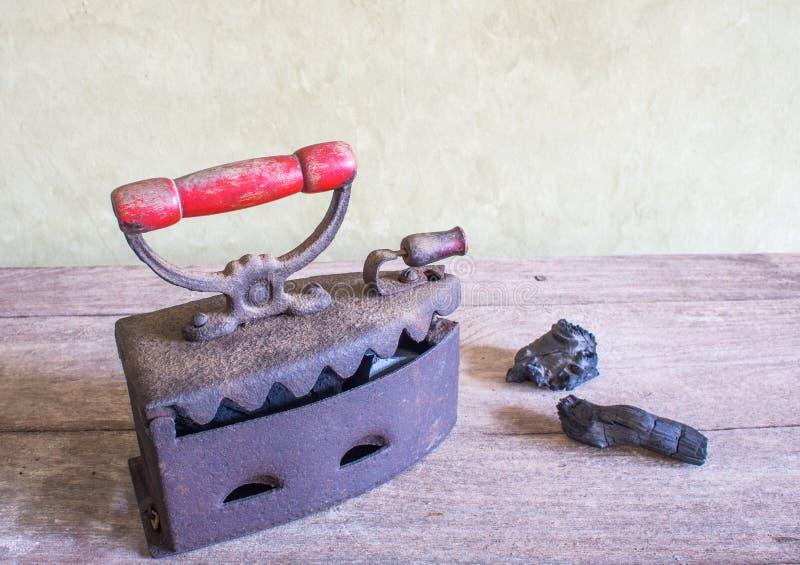 静物画,古色古香的铁 库存照片