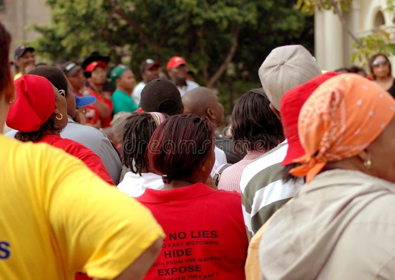 非洲人员 免版税库存照片