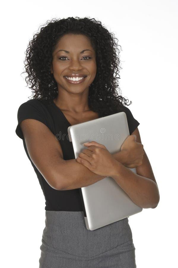 非洲裔美国人的妇女 库存照片