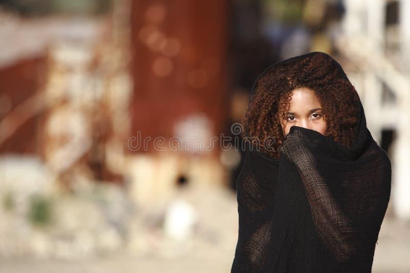 非洲裔美国人的方式生活方式 图库摄影