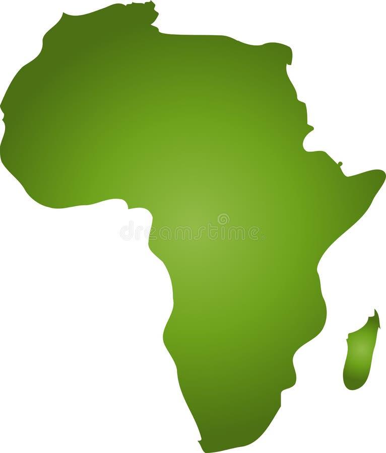 非洲 库存例证