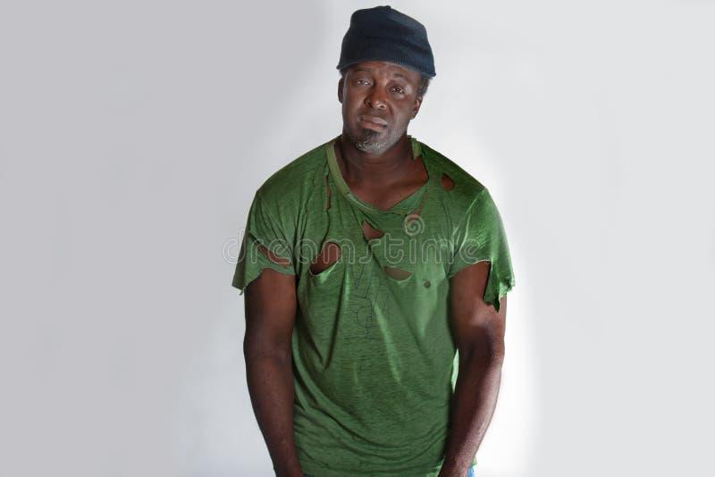Download 非裔美国人的无家可归的人 库存照片. 图片 包括有 消沉, 灰色, 人们, 纵向, 悲伤, 问题, 头发 - 30329610