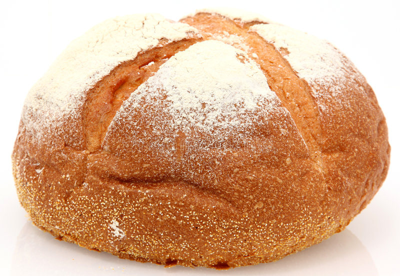 面包山白色 库存照片