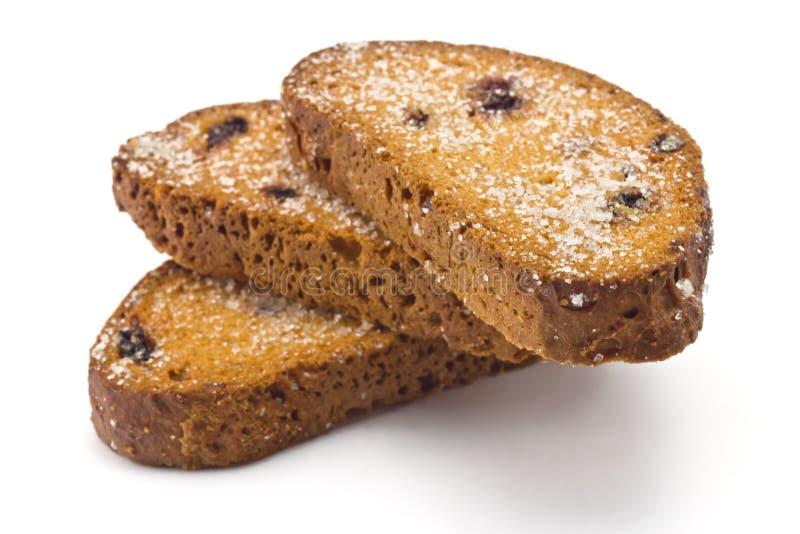 面包干 免版税图库摄影