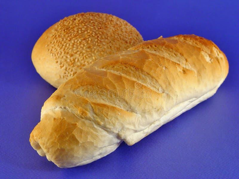 面包店欢欣 库存照片