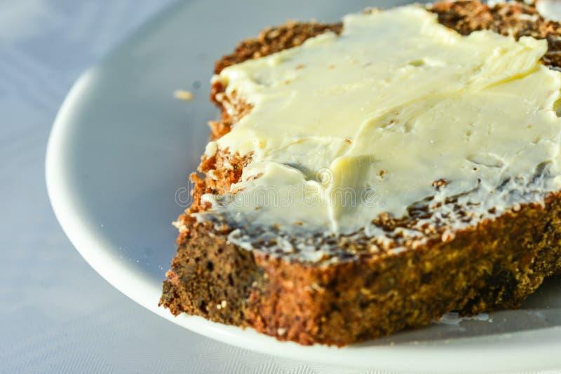 面包德国全景发酵母 免版税库存图片