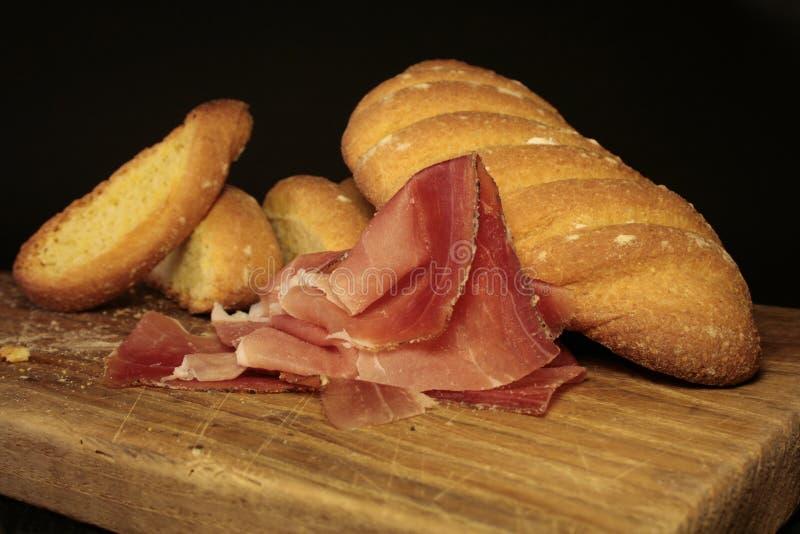 面包斑点 免版税库存照片