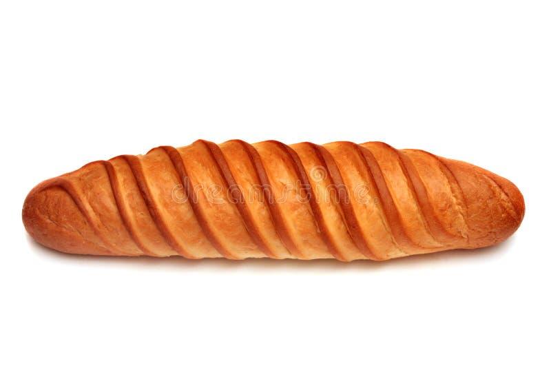 面包新鲜的大面包 免版税库存图片