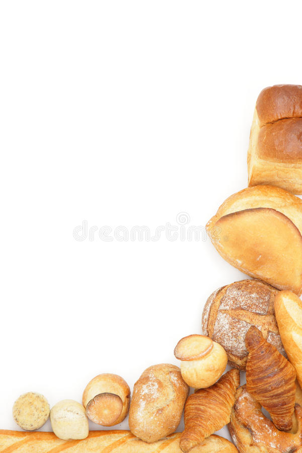面包框架 免版税库存图片