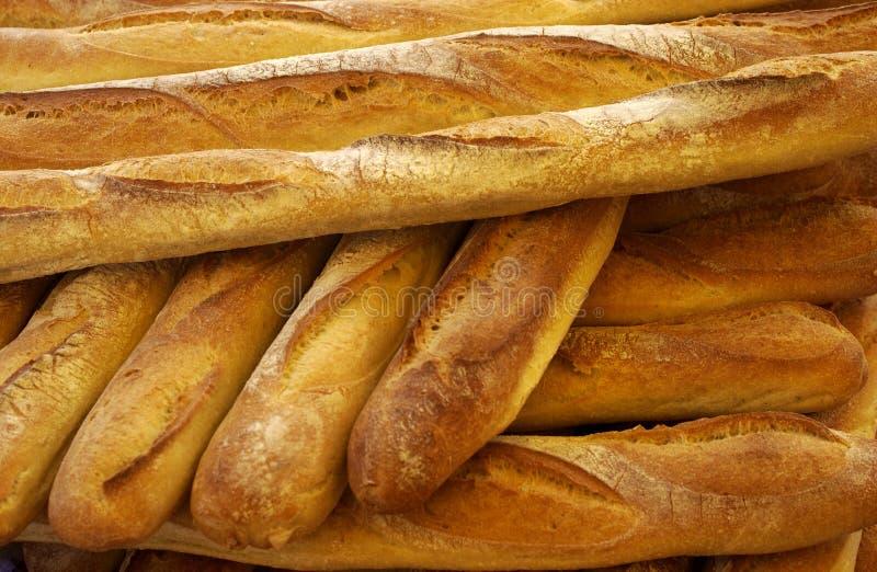 面包法语 库存照片