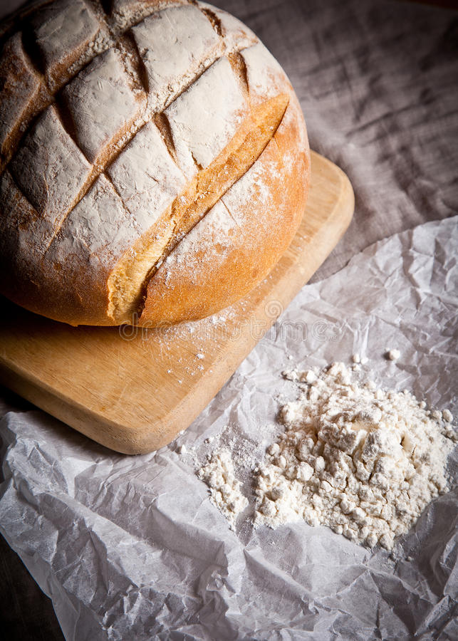 面包法语 图库摄影