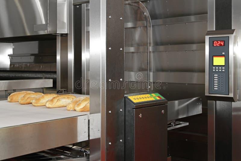 面包烤箱 库存图片
