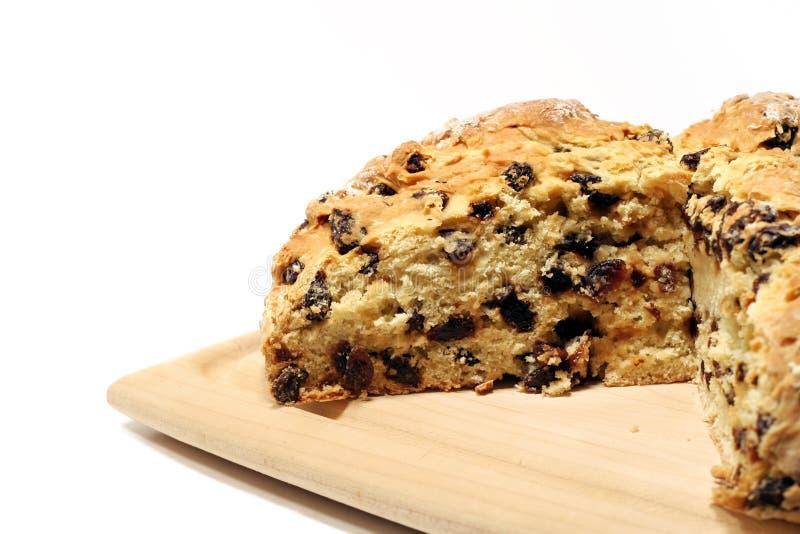 面包爱尔兰人碳酸钠 免版税库存照片