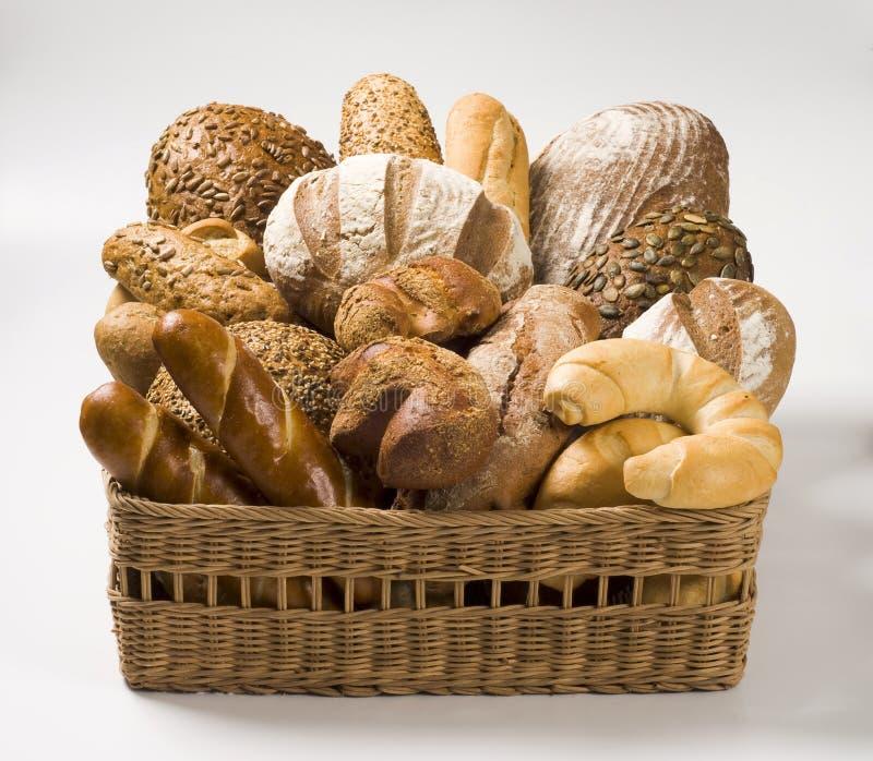 面包种类 库存照片