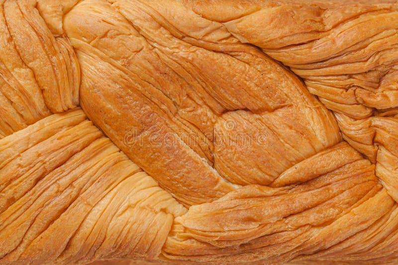 面包纹理背景 免版税库存照片