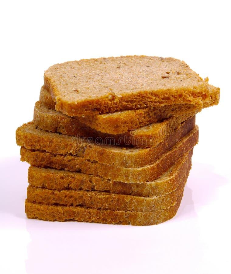 面包黑麦 免版税图库摄影