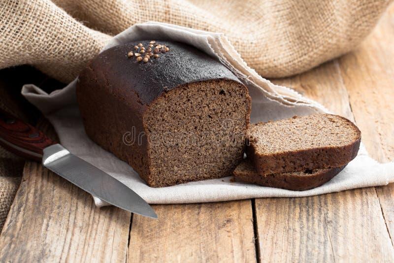 面包黑麦 图库摄影