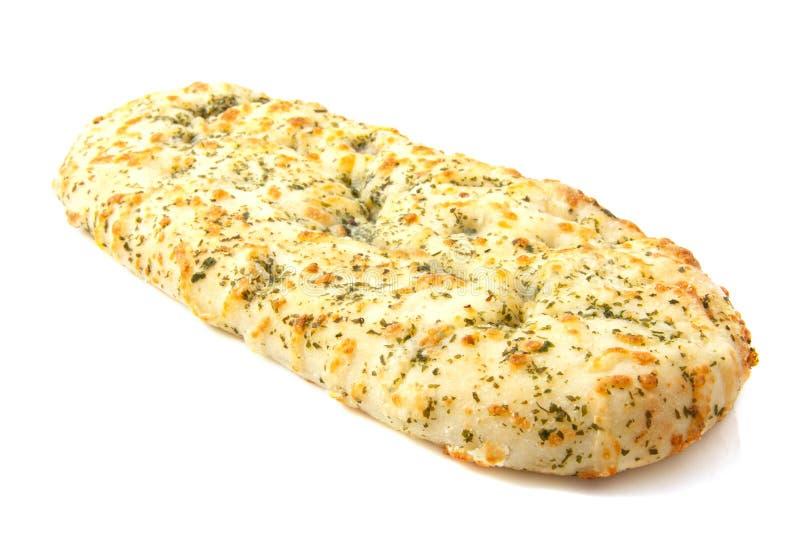 面包focaccia 库存图片