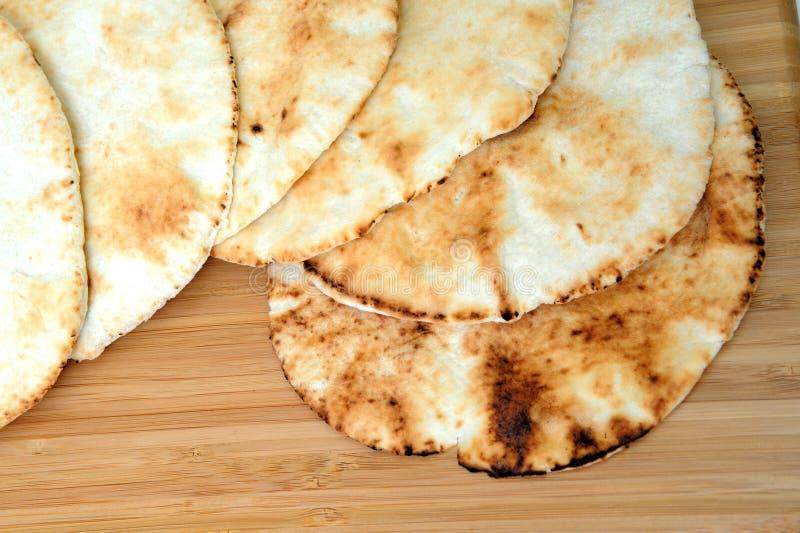 面包pita 免版税图库摄影