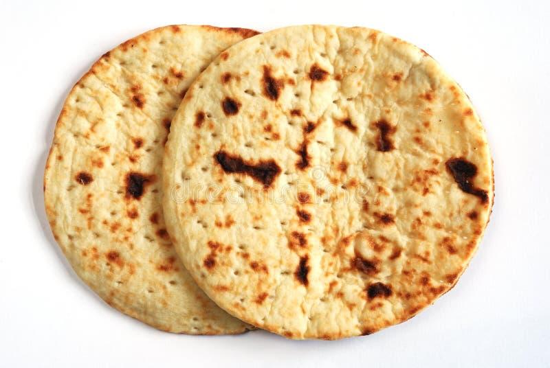 面包pita 库存图片
