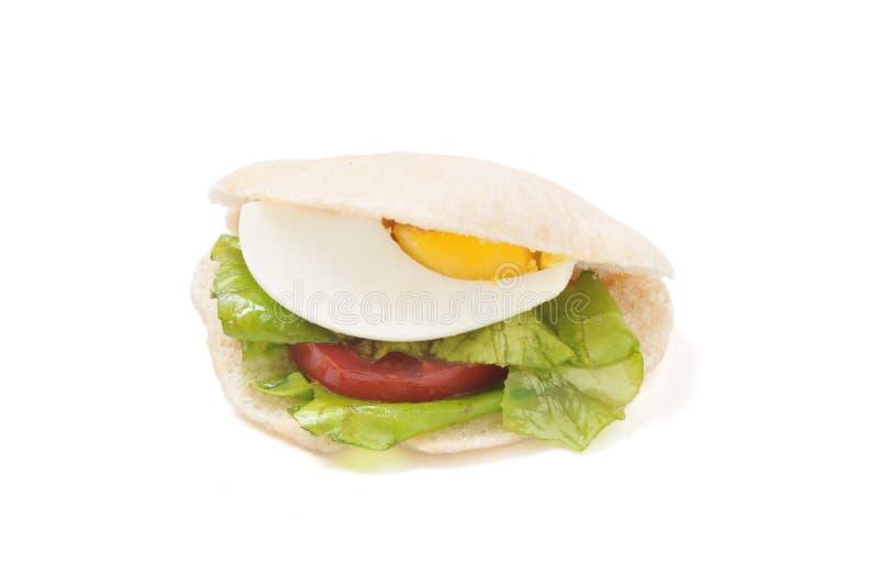 面包pita 免版税库存图片