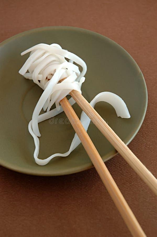 面条米 免版税库存照片