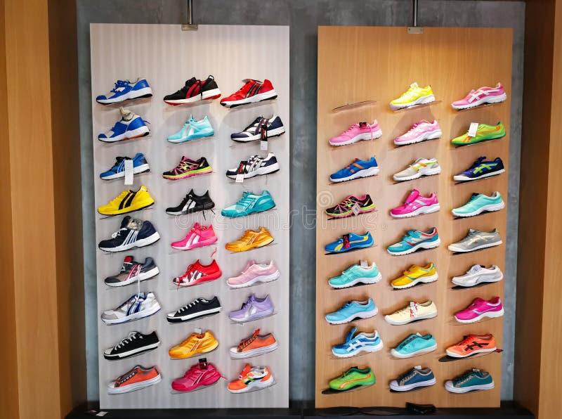 鞋子体育 库存图片
