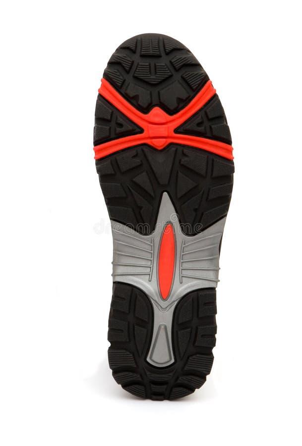 鞋子脚底体育运动 库存照片