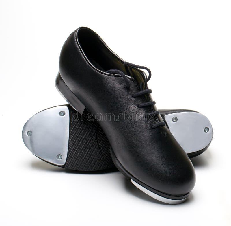 鞋子轻拍 免版税库存照片