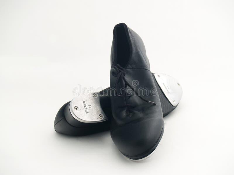 鞋子轻拍 库存图片