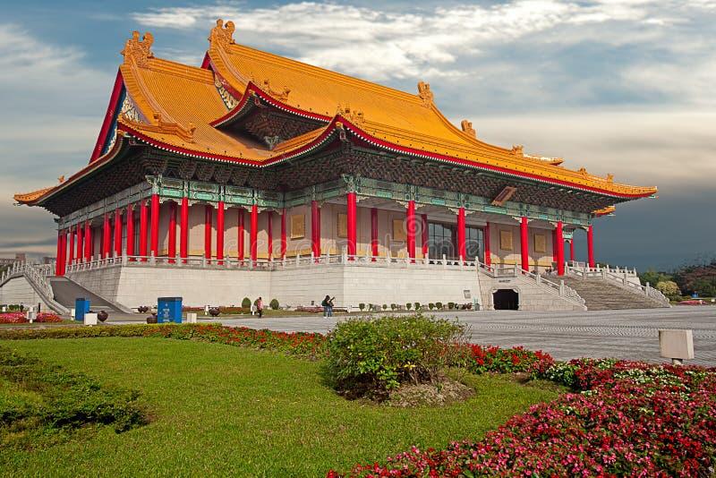 音乐厅国民台湾 图库摄影