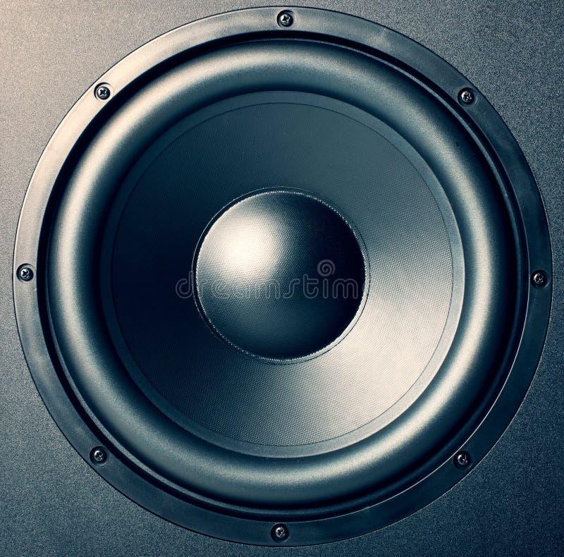 音乐报告人样式 免版税库存图片