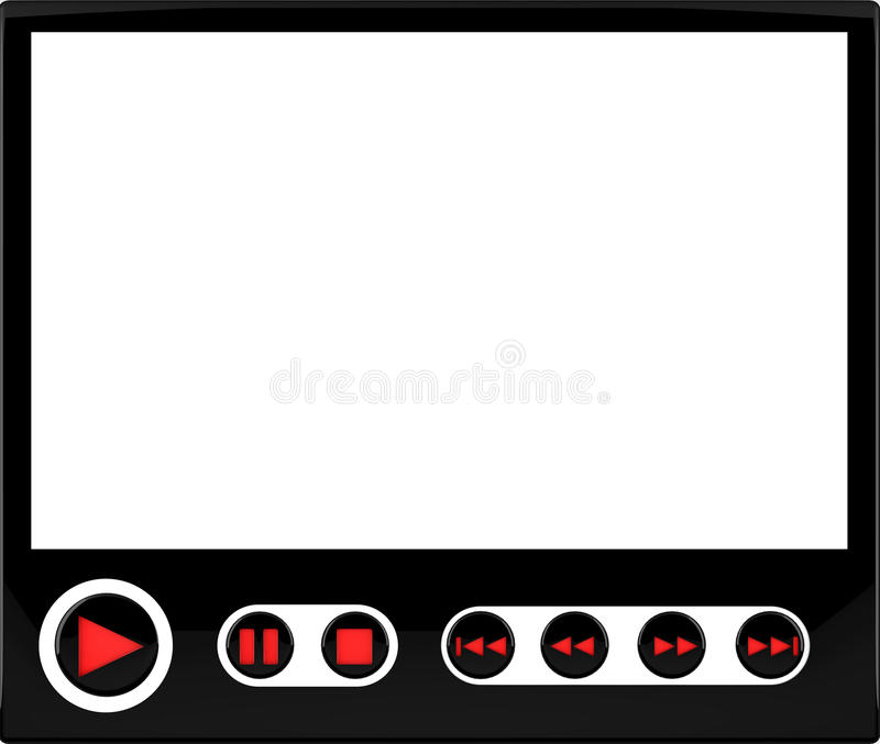 Download 音乐播放器 库存例证. 插画 包括有 图象, 控制, 灰色, 音乐, 箭头, 发光, 圈子, 收集, 停留 - 30331107