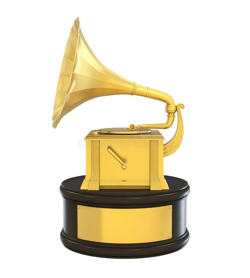 音乐留声机被隔绝的战利品奖