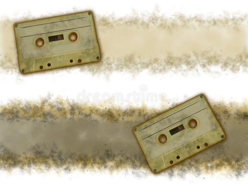 音乐磁带 免版税图库摄影