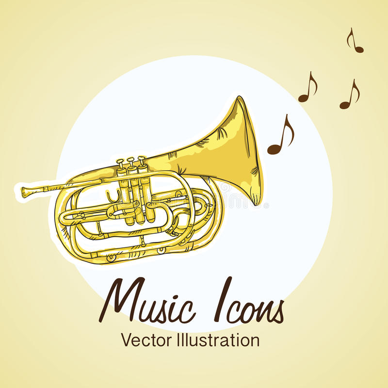 Download 音乐象 向量例证. 插画 包括有 茄子, 减速火箭, 迪斯科, 性能, 作用, 附注, 设计, 对象, 音乐会 - 30331666
