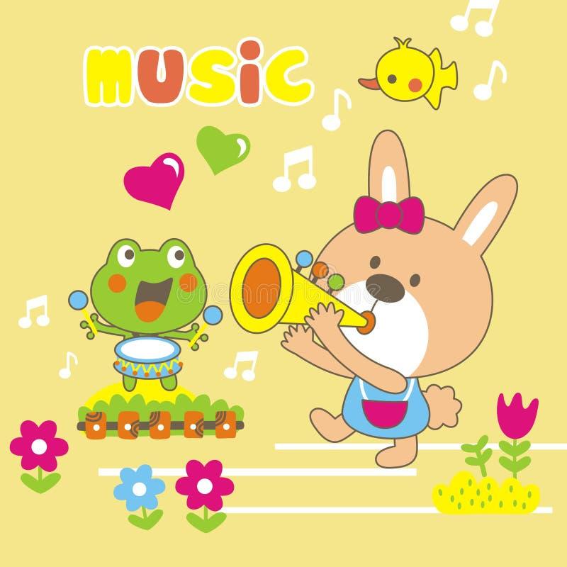音乐 向量例证