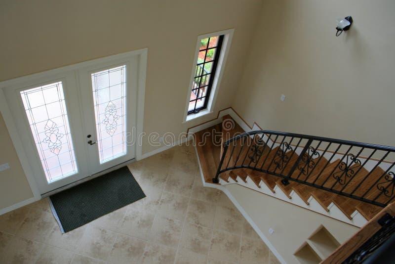 项楼梯间方式 免版税库存照片